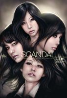 SCANDAL jpop by FranciscoETCHART