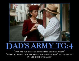 Dad's Army TG: 4 by p-l-richards