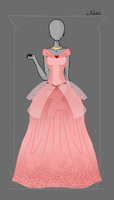Royal Dress Adoptable [CLOSED] by NoxidamXV