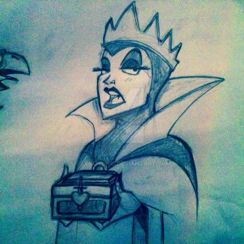 Evil Queen by STACH2606