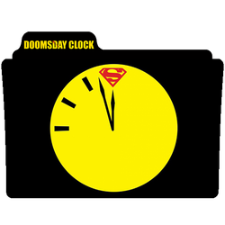 Doomsday Clock by DCTrad