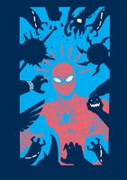 SPIDEY SENSE T-SHIRT DESIGN by future-parker