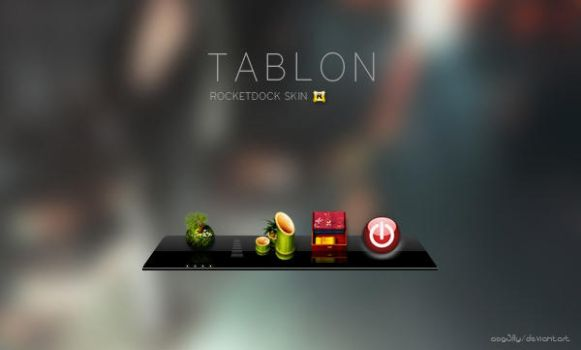 Tablon (updated vercion) by acg3fly