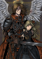 Archangel Michael by ZoeStead