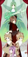 Vocaloid: The Musical Wizard of Oz by Sironien-Winter