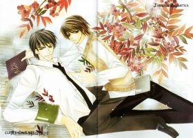My Messed Up JunJou Romantica Video Edit by KakashiXIrukaLover14