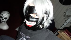 Tokyo Ghoul Cosplay  3  by lelouch10