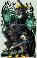 Twilight princess by CorrsollaRobot