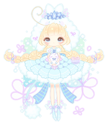 [CLOSED] Fluffbits #145 and #146 by Sarilain