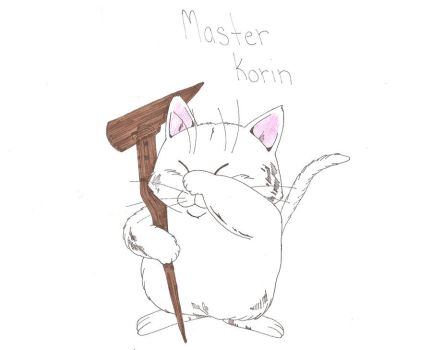 Master Korin by mikedriscoll