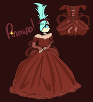 Prom Pineappl #1 by candiipineappl