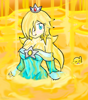 Rosalina the Sweet Honey Queen by Xero-J
