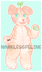 [closed] Munchkin Bean Wishie | Auction by NamelessFeline