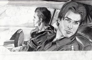 Salvatore Brothers WIP4 by Ashlee41988
