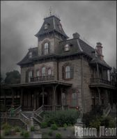 The Ravenswood's Manor by Anawielle