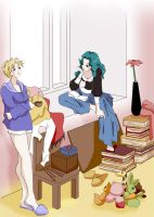 ...and tidy your room... by Fururin