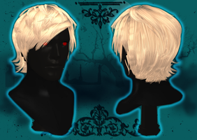 Male Hair Version 8 [XPS] by LexaKiness