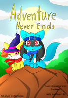 Adventure Never Ends by PKM-150