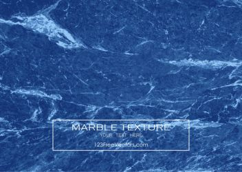 Blue Marble Texture Free Vector by 123freevectors