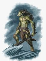 Orc by BryanSyme