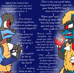 Pokemon Tales-Conversations With Your Hidden Half by Duckyworth
