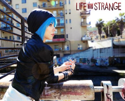 Chloe Price life is strange by LilituhCosplay
