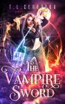 Book Cover: The Vampire Sword by arebg452
