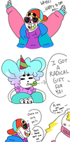 A BIRFDAY GIFT TO MYSELF-- by Star-Babu