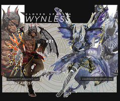 [CLOSED] Adoptables Wynless by xiaoblanc