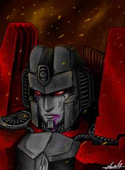 Starscream by Azulg