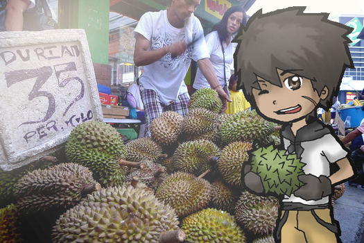 APH - Davao Durian by Ace-Hyperhandshockz