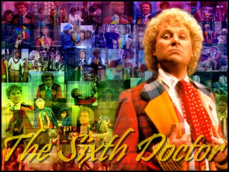 The Sixth Doctor by Amrinalc
