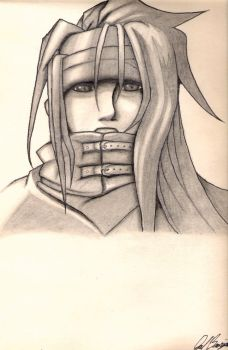 Vincent Valentine by VIpJoe