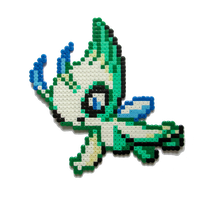 #251 - Celebi by Aenea-Jones