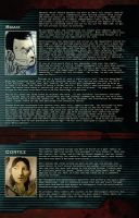 Dead Space character bio by DrewGill