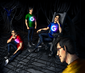 Google IRL v 3.0 | Reign by SimplEagle