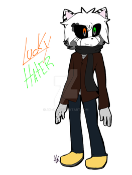 Lucky hater -PC - by AK-47x