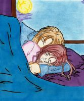 Leon and Claire : Sweet Dreams by LeonandClaireBSAA