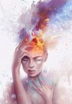 Migraine by SandraWinther