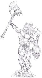 Barbarian by dannycruz4