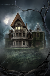 Haunted House by NeoStockz