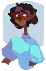 Short hair Connie by Halooleee