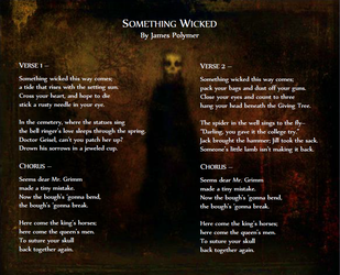 Something Wicked - Multimedia by James-Polymer