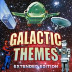 Galactic Themes - Front Cover by Cotterill23