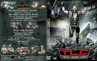 WWE TLC 2012 by Spacehoper29