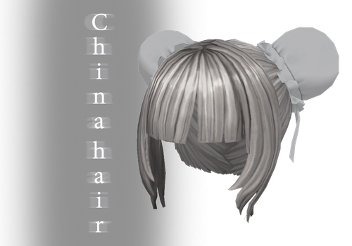 [MMD] China hair - DL by JoanAgnes