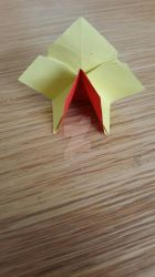 Origami No. 13 (i forget the name, lol) by LoneLion97