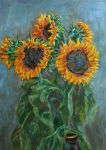 Sunflowers by Lady-DreamArt