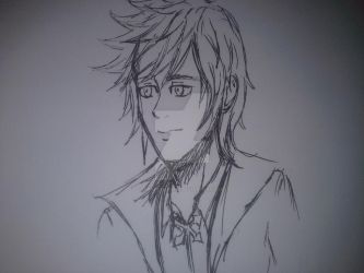 Roxas, the 13th nobody by brandflakes7