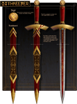 [Design] [Weapon] Oathkeeper by Solar-Paragon